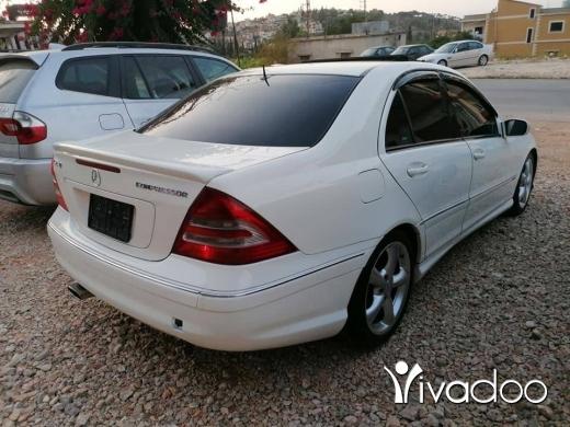 Mercedes-Benz in Beirut City - Mercedes-Benz C230 KOMPRESSOR.. (34500)