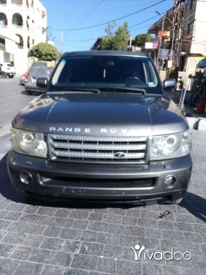Rover in Beirut City - Range rover 2008