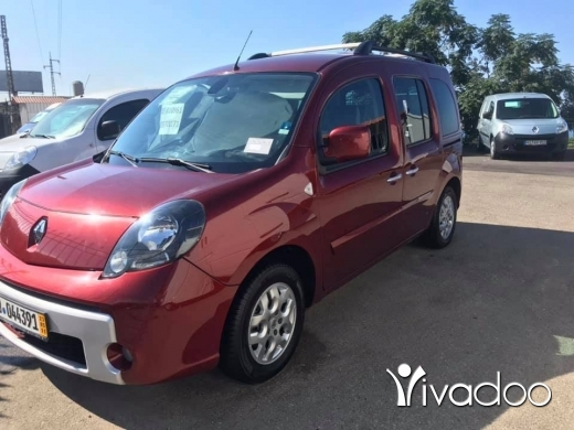 Renault in Beirut City - Renault Kangoo 1.6 16v Special Edition Model 2012
