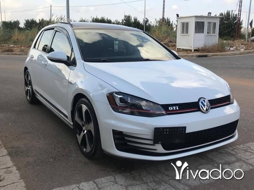Volkswagen in Beirut City - Golf GTI 2015