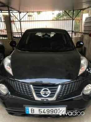 Nissan in Tripoli - Nissan juke 2014