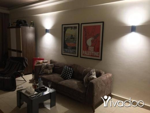 Apartments in Beirut City - لقطة شقة للبيع رأس النبع منطقة راقية وشارع مرتب شقة منفوضة مساحة ١٠٠ متر