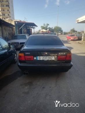 BMW in Tripoli - Bmw 525