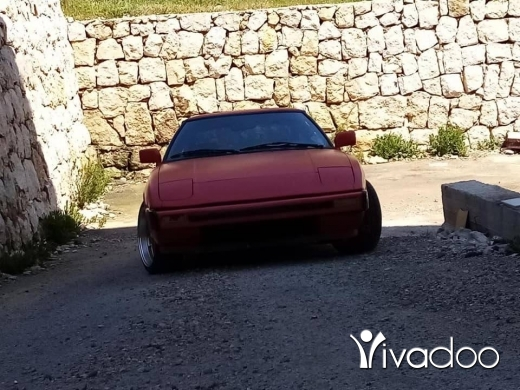 Mazda in Beirut City - Mazda RX7 rotary engine