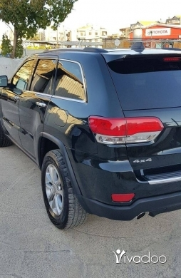 Jeep in Zahleh - Jeep grand cherokee 2014 limited very clean fully loaded for more info call:76019980