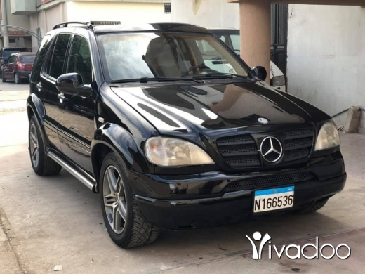 Mercedes-Benz in Minieh - ML 320 model 99 full options