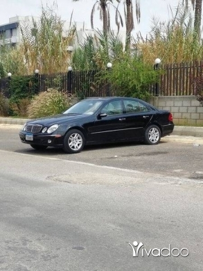 Mercedes-Benz in Baabdat - E 320