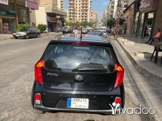 Kia in Tripoli - Kia picanto model 2017 meshye 27000 6500$ 70939797