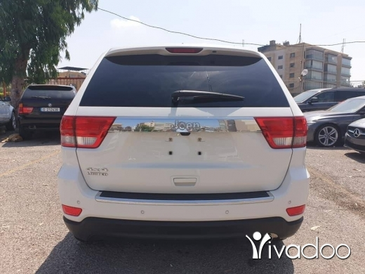 Jeep in Beirut City - 2011 Grand cherokee limited 4x4 ☎️ 03939299 ☎️