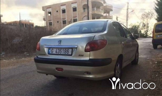 Peugeot in Beirut City -