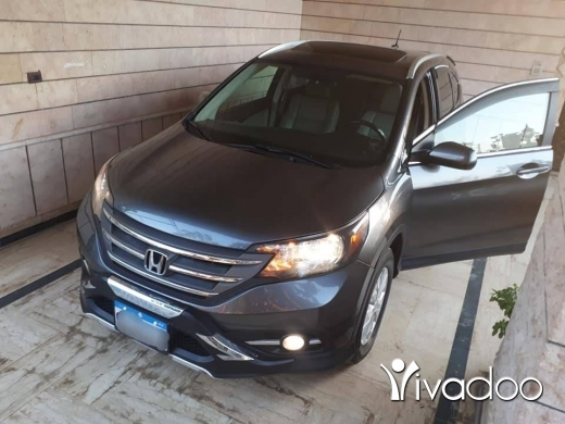 Honda in Beirut City - CRV 2012 EXL 4WD Fully Loaded In Very Exellent conditions Like New
