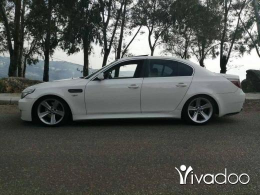 BMW in Beirut City - bmw e60 2004 525 jant m5 mo3ayanit 2020 msajjali b 2smi 3l tsjil de8ri 2w 2nkaz se3r 32 malyon bdoun
