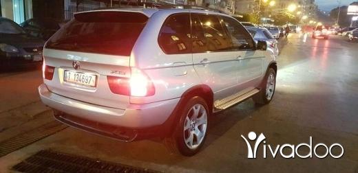 BMW in Tripoli - X5 3'0 sbort bagej jedid