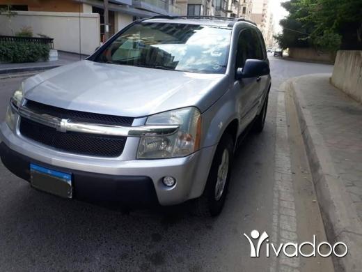 Chevrolet in Tripoli - Chevrolet equinox 2005