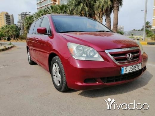 Honda in Tripoli - Honda Odyssey Touring