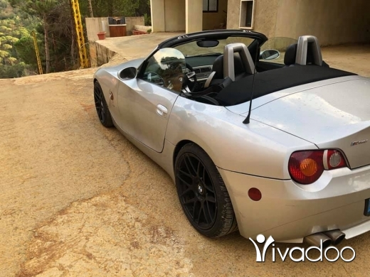 BMW in Baabdat - BMW Z4 model 2003 excellent condition