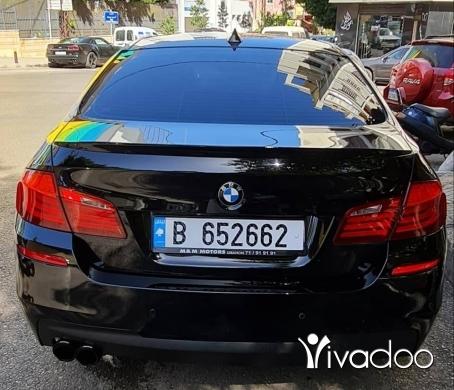 BMW in Beirut City - BMW 523i 2011 Germany