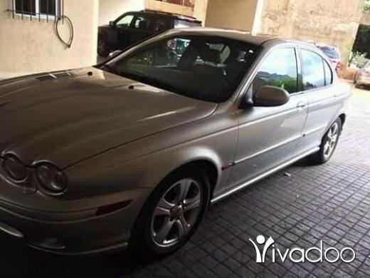 Jaguar in Beirut City -  Jaguar x-type 2002 - 3.0