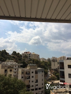 Apartments in Hadeth - A 150 m2 apartment with a city view  for sale in Hadath