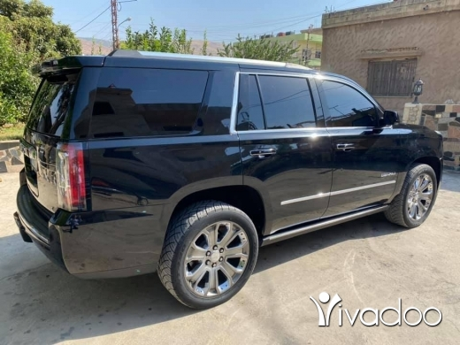 CMC in Beirut City - GMC yukon denali 2015