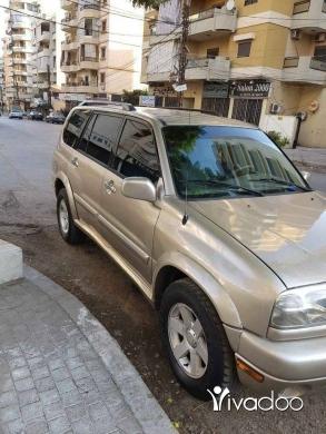 Suzuki in Tripoli - رنج سوزكي