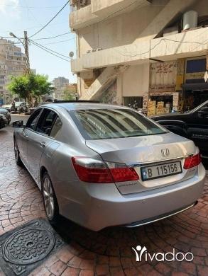 Honda in Beirut City - Honda Accord EX-L 2013 (Tewtel)