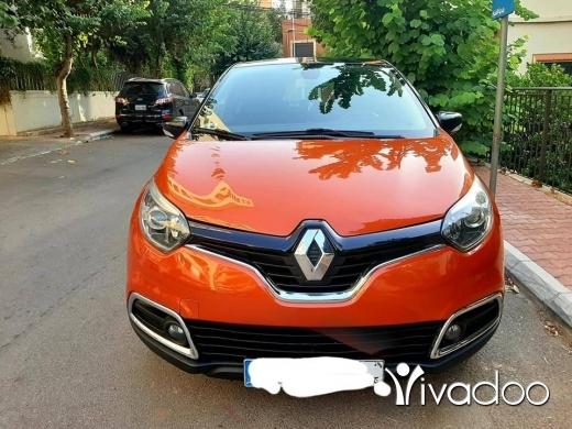 Renault in Beirut City - جيب رينو captur موديل 2014