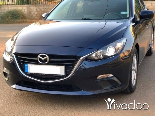 Mazda in Beirut City - mazda 3 model 2015 / 71960345☎️☎️☎️
