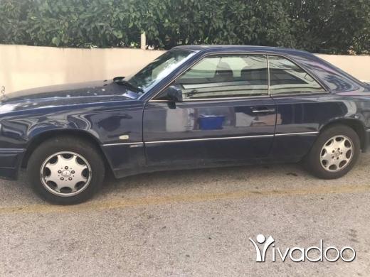 Mercedes-Benz in Beirut City - mercedes E220عدم اتصال التجار والتسجيل الزامي