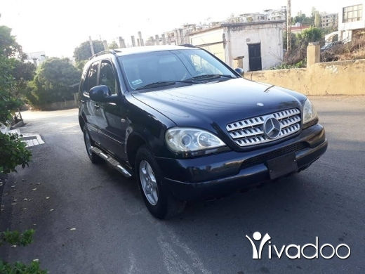 Mercedes-Benz in Tripoli - Ml 320 model 2000 22 malyoun khare2