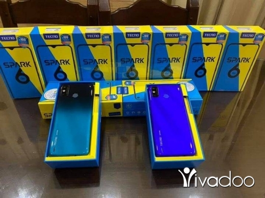 Phones, Mobile Phones & Telecoms in Tripoli - Spark 6 go عرض