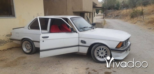 BMW in Minieh - BMW 320 زعرة