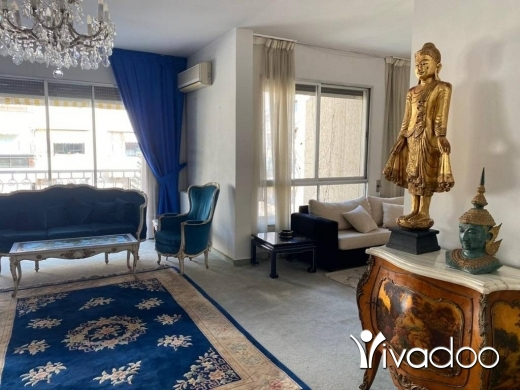 Apartments in Horsh Tabet - L07286 Furnished 3-Bedroom Apartment for Rent in Horsh Tabet
