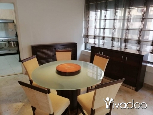 Apartments in Achrafieh - L07282 3-Bedroom Apartment for Rent Walking Distance from Achrafieh-Sassine