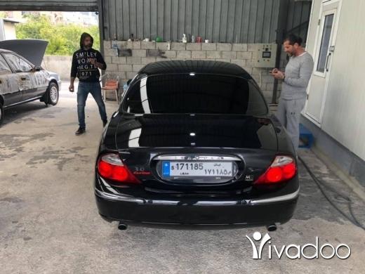 Jaguar in Saida - Jaguar s type