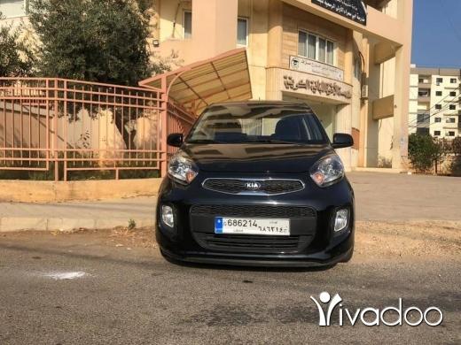 Kia in Tripoli - Kia picanto ex model 2017