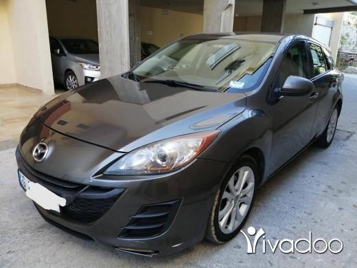 Mazda in Beirut City - 2011 Mazda 3 sport edition 4 cylender 2.5l khar2et