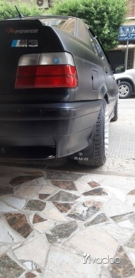 BMW in Tripoli - Bm boy