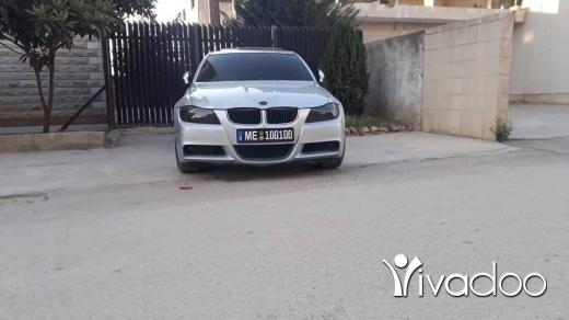 BMW in Ber Elias - E90 2009 look m-tech