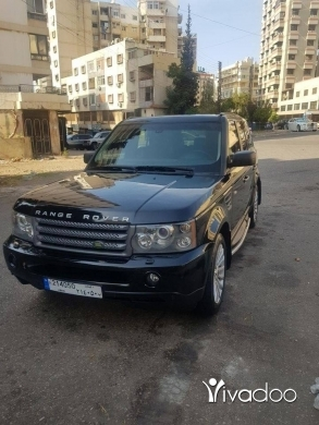 Rover in Tripoli - سوبر شارج