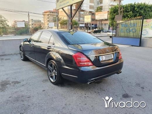 Mercedes-Benz in Beirut City - MERCEDES S 350 L
