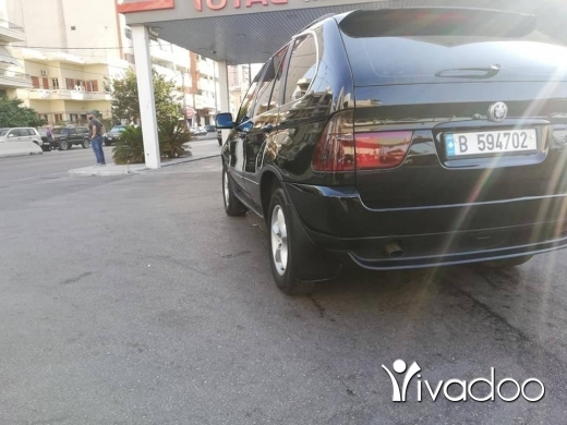 BMW in Beirut City - X5 2003