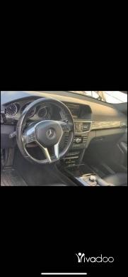 Mercedes-Benz in Beirut City - E350 2012 (look 2015)
