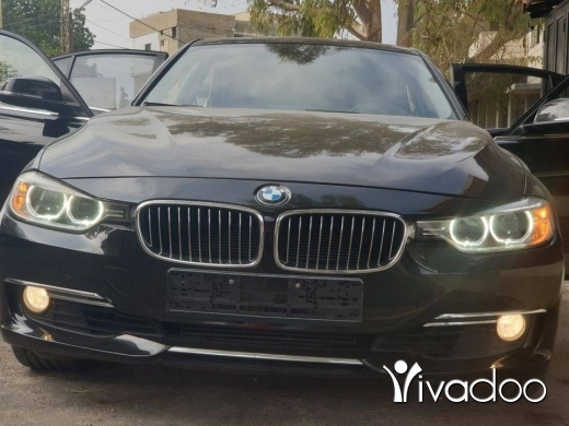 BMW in Beirut City - Bmw 328i 2012. Clean carfax. Black on black. Very clean and sharp. Look as new Finger print on doors