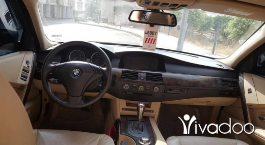 BMW in Beirut City - E 60 model 2004