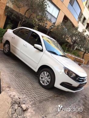 Lada in Beirut City - Lada Granta 2020 (RYMCO)