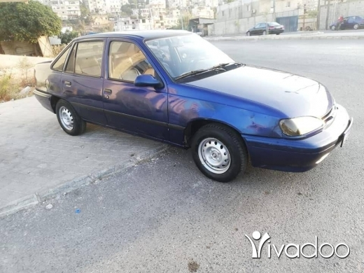 Daewoo in Tripoli - Daewoo racer 95