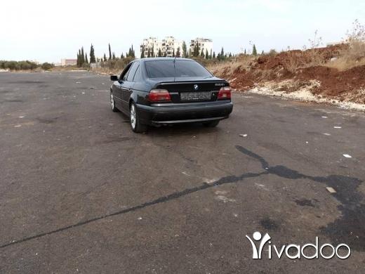 BMW in Tripoli - BMW528I 96 full option ma3Ada m2a3ed 3ad eye ice 100/100 dweleb jded