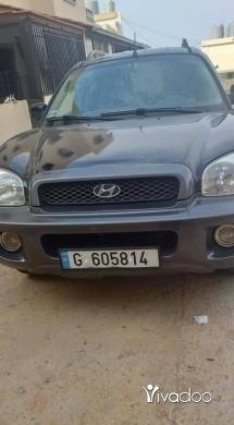 Hyundai dans Tripoli - جيب هيونداي