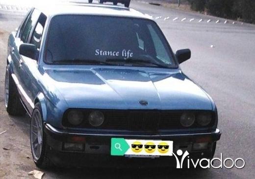 BMW in Jbeil - Bmw batta khar2a ma na2sa shi